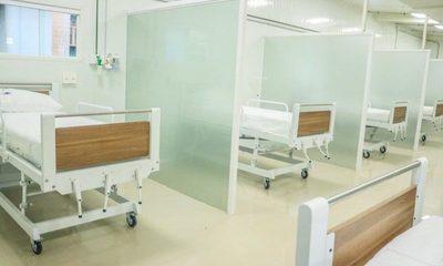 Más camas simples y ni una terapia