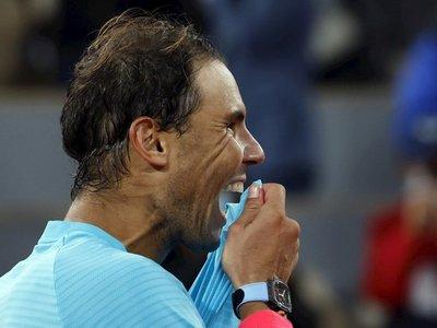 Nadal confirma que participará en el Masters 1.000 de París