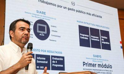 Óscar LLamosas en línea de sucesión para Hacienda