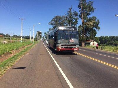 Billetaje electrónico aún no rige para buses del interior, aclara Dinatrán