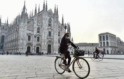 Establecerán toque de queda en Lombardía, para frenar avance de Covid-19
