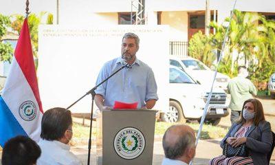 Obras complementarias tienen financiamiento dice Marito, y critica desinformación