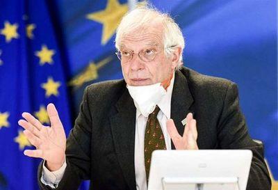 UE debe apoyar recuperación en América Latina, señala el jefe de la diplomacia europea