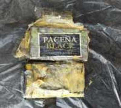 No para hallazgo de cocaína en Villeta