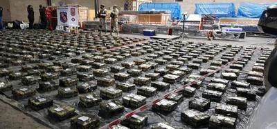 Megaoperativo: incautan 2.327 kilos de cocaína en puerto privado de Villeta, fue detenido el exdirector de la TV Pública