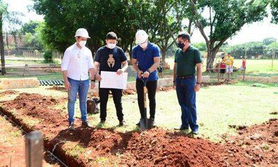 Inicia construcción de nuevo dispensario municipal en CDE