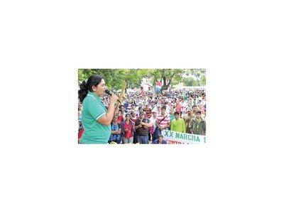 Campesinos piden eliminar el Indert