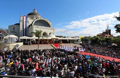 Festividad de Caacupé contemplará como máximo 1.500 personas