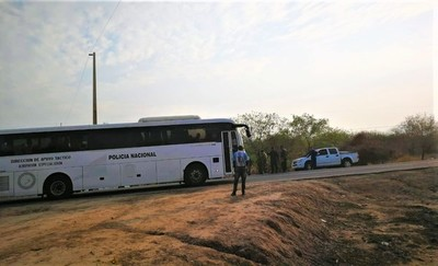 Actualización: Liberan ruta Transchaco