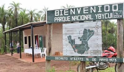 Denuncian que Zavala ocupa irregularmente 115 has. en el Parque Nacional Ybycuí