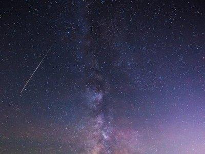 Anuncian lluvia de meteoros para esta noche