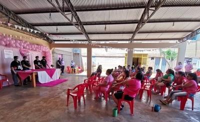 HOY / Octubre Rosa: actividades y charlas a internas de centros penitenciarios