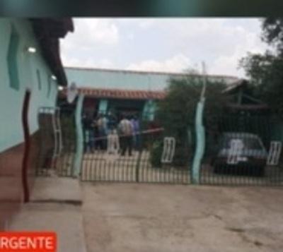 Asesinan a pareja en Villeta