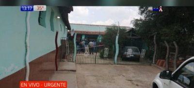 Asesinan a balazos a pareja en su vivienda de Villeta