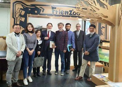 Economía creativa de Paraguay despierta interés de empresarios coreanos