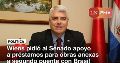 La Nación / LN PM: Las noticias más relevantes de la siesta del 20 de octubre