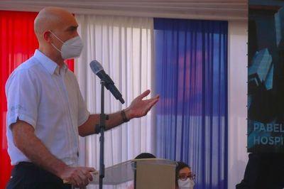Mazzoleni recordó que el COVID sigue siendo un peligro para todos los paraguayos