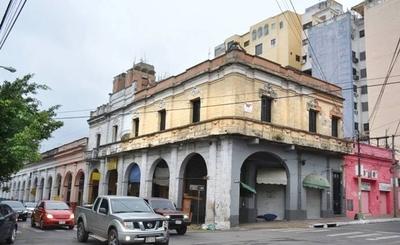 HOY / Ponen en marcha plan de revitalización de bienes patrimoniales del Centro Histórico de Asunción