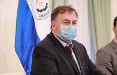 """""""Si no sale lo del BID, igual yo salgo del ministerio"""", afirmó Benigno López"""