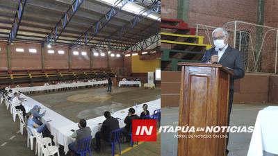 EDELIRA: AVANZA EL DEBATE PARA LA CREACIÓN DEL PLAN DE ORDENAMIENTO TERRITORIAL