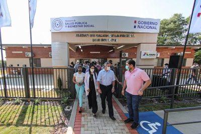 Gobierno entrega obras por G. 192.000 millones para potenciar desarrollo del Alto Paraná