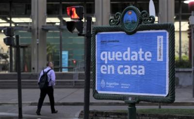 Argentina supera el millón de casos de coronavirus