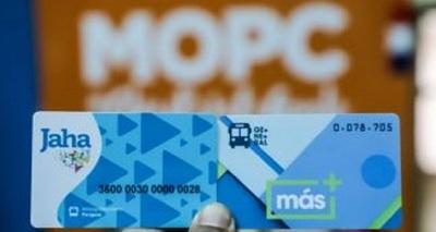 Unidades del transporte público tienen en venta tarjetas del billetaje electrónico