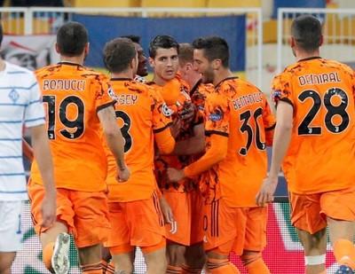 Morata abre el camino de la Juventus