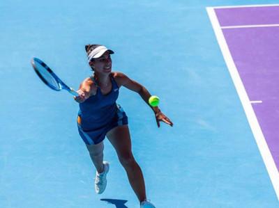 Verónica Cepede ingresa al cuadro principal del ITF de Macon