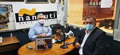 Benigno López confirma esta semana presentará su renuncia al Ministerio de Hacienda