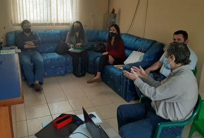 Trabajarán planes de ordenamiento territorial en municipios de Cordillera y Caaguazú