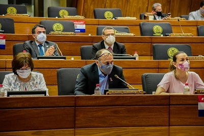Comisión Bicameral de Presupuesto analiza plan Salud 2021