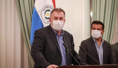 """Benigno se quiebra al hablar de Abdo y su salida de Hacienda: """"Siempre voy a estar, no necesito un cargo"""""""