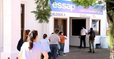 La Nación / Para financiar deudas con Essap, clientes deben solicitarlo y hacer una entrega