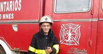 La Nación / Sirvió como bombero durante 51 años, ahora necesita ayuda para luchar contra el cáncer