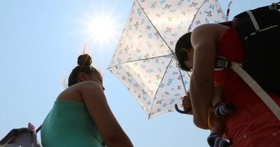 La Nación / Calor extremo sigue rompiendo récords en siete ciudades