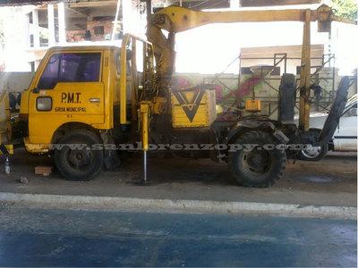 Piden que Municipalidad compre una grúa para agilizar tránsito » San Lorenzo PY