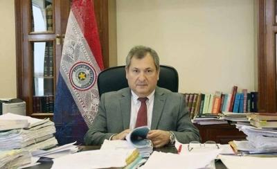 HOY / Ministro de la Corte recibirá título honorario de postdoctor en derecho