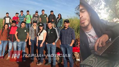 PIDEN JUSTICIA PARA ESTUDIANTE DE AGRONOMÍA ASESINADO EN EDELIRA