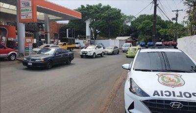 Asunción: Millonario atraco a comerciantes