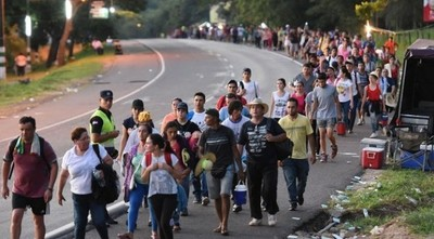 Caacupé 2020: Grandes grupos de peregrinos están restringidos, afirma monseñor Valenzuela