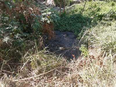 Intervienen Municipalidad de Limpio por derramar al Arroyo Damián aguas residuales sin tratamiento