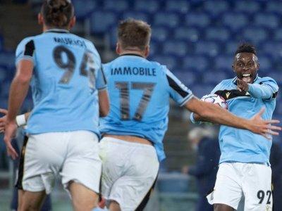 Lazio desactiva al Dortmund