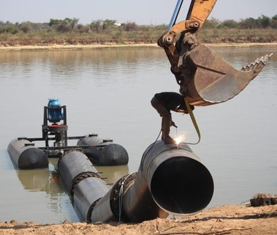 ESSAP recurre a medidas de contingencia ante baja producción de agua