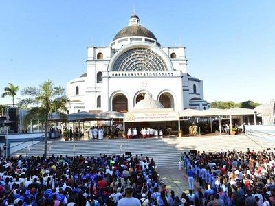 Covid-19: Hasta 1.000 personas podrán asistir a las misas en Caacupé