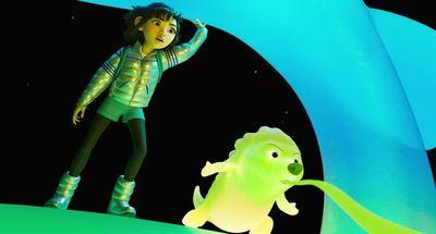 """""""Más allá de la Luna"""", una fantasía de inspiración china llega a Netflix"""