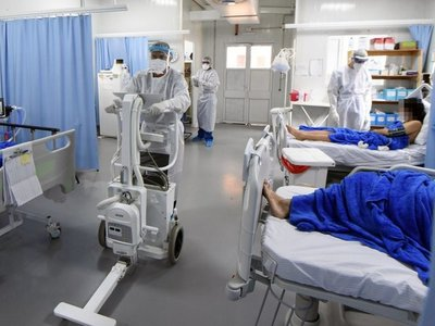 Covid-19: Salud informa sobre 24 muertes y 621 contagios