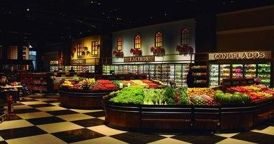 La Nación / Superseis Japón inaugura el primer supermercado de construcción sostenible
