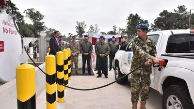 Militares despilfarran millones en combustible, según informe de CGR