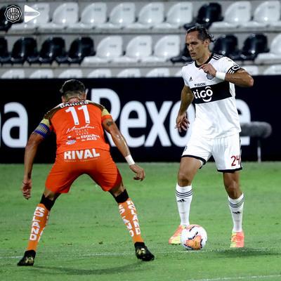 Derrota de Olimpia en Para Uno y queda fuera de la Libertadores y Sudamericana
